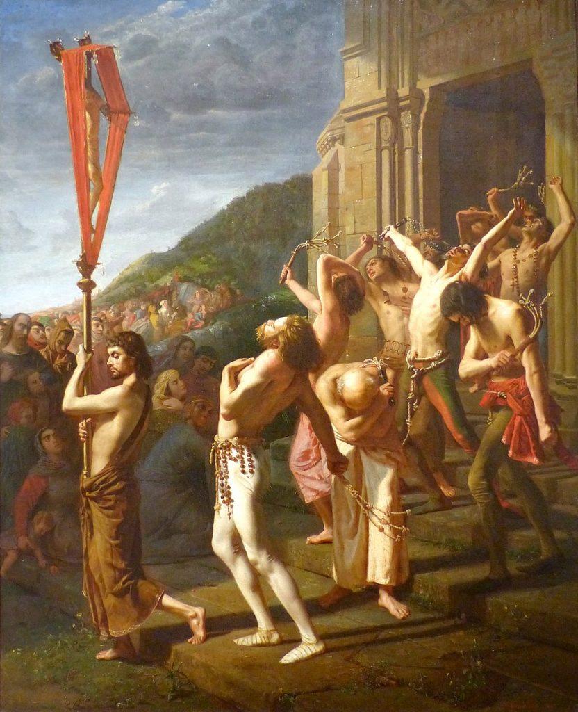 Christian masochism and self-flagellation