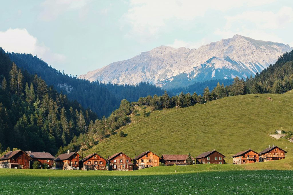 An obsessive trip through Switzerland