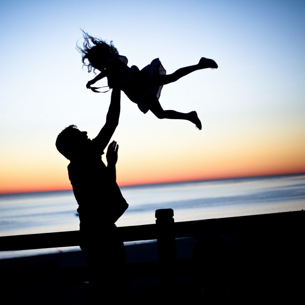 how to let go of control: understanding the Fathers love