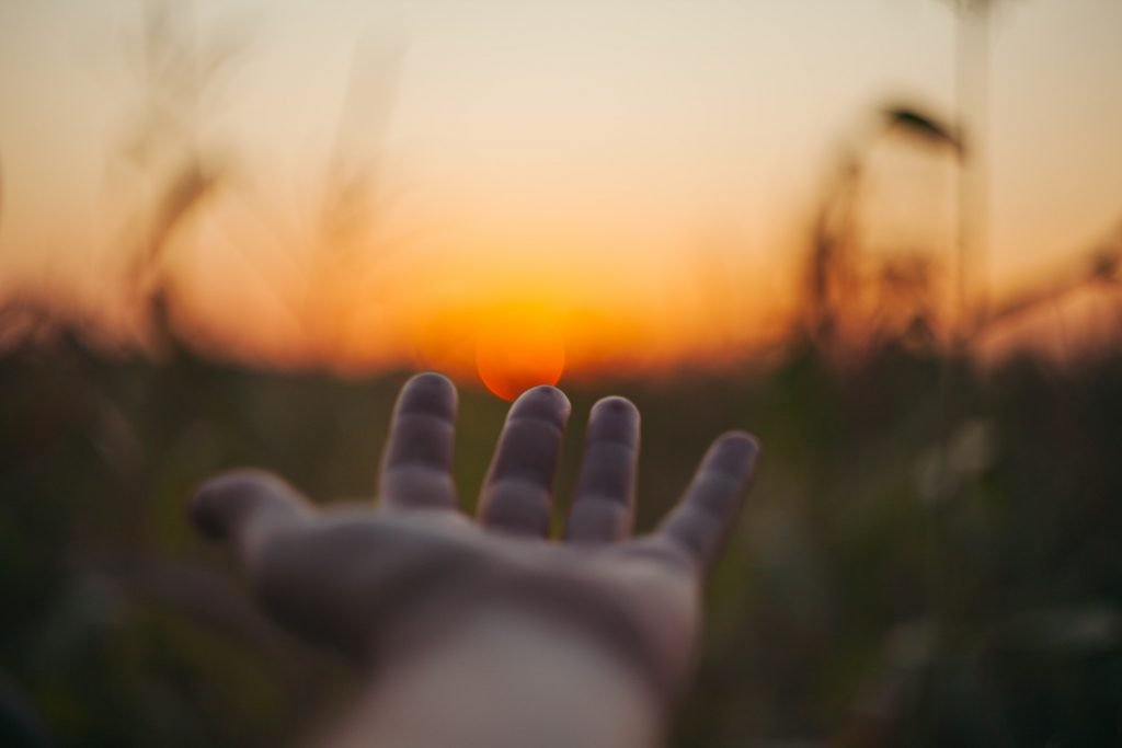 reach out with the hand of faith for a positive response to scrupulosity