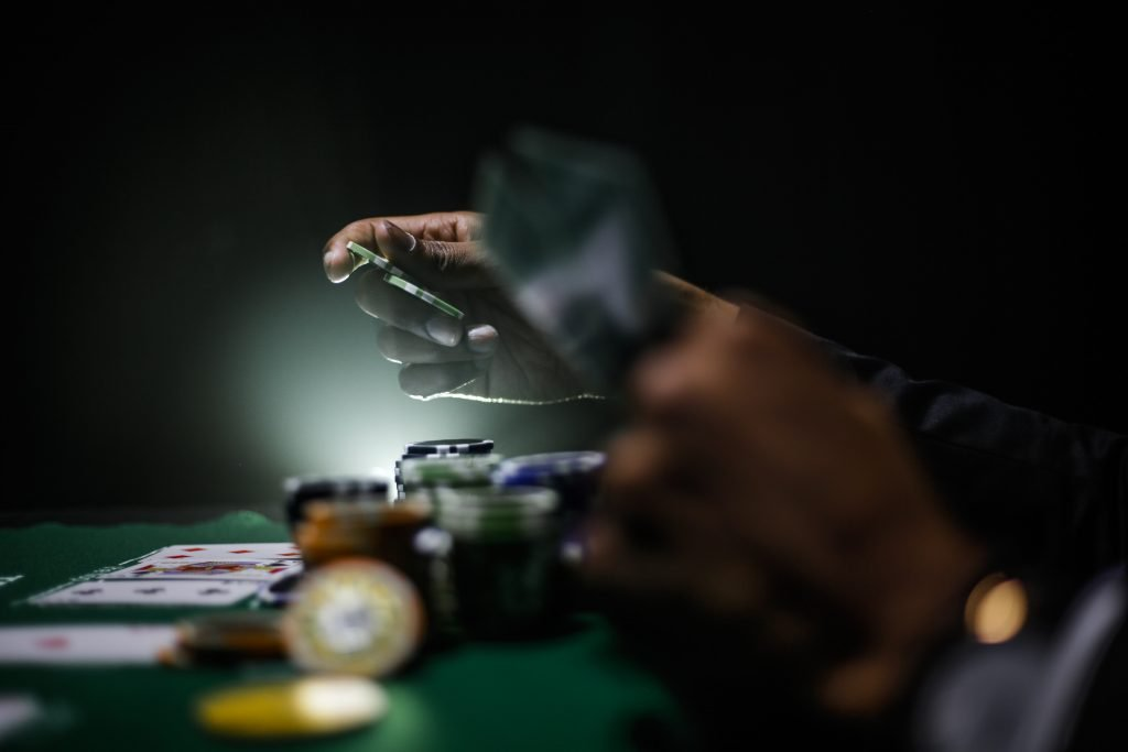 gambling addictions and OCD