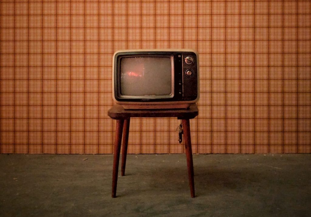 stuck in my head with too much television